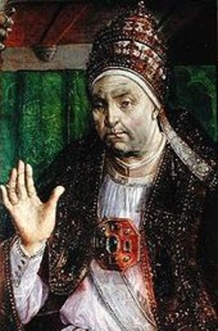 Sixtus IV is appointed as pope