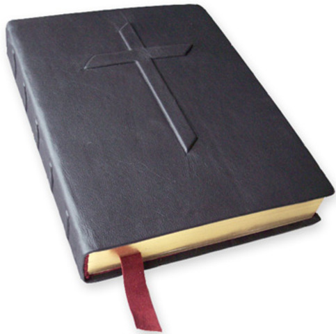 The Bible is translated into English by John Wycliffe.