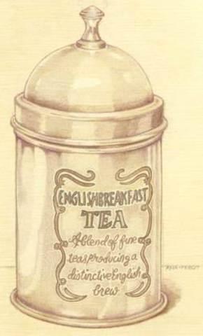 King George III's tea tax