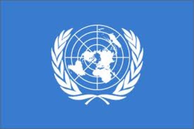 Irland bliver medlem af FN
