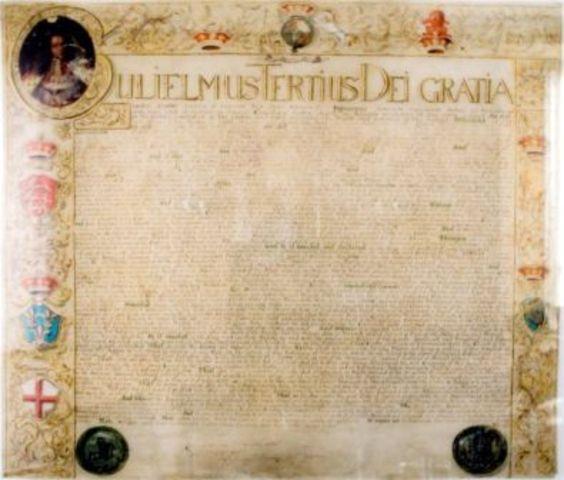Act of Settlement 1662