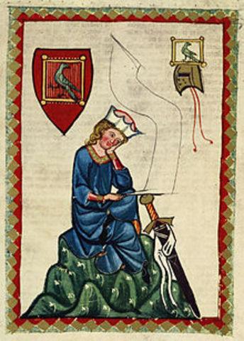 Walther v. d. Vogelweide