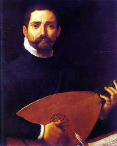 Giovanni Gabrieli is born
