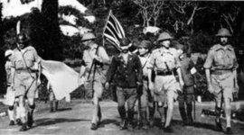 The March Through Malaya timeline
