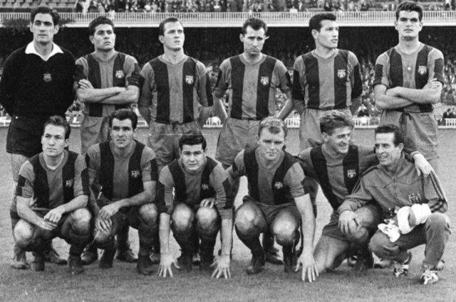 Barça ''5 copes''