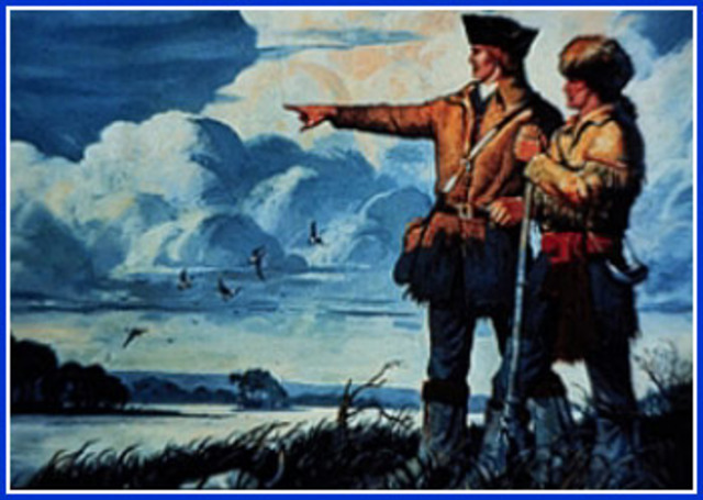 Lewis and Clark expedition completed