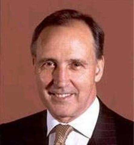 Paul Keating is elected