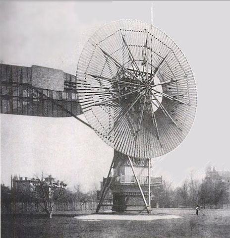Early Windmills (B.C)