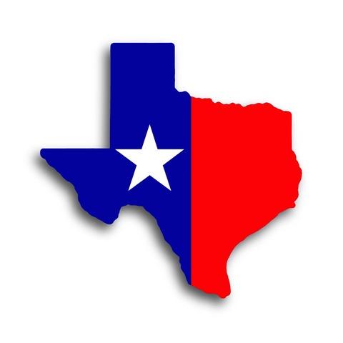 United States Annexes Texas