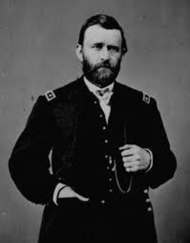 Ulysses S. Grant (1869–1877
