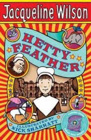 *Hetty Feather By Jacqueline Wilson