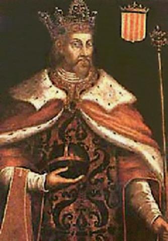 Pedro I (Dinastia de Borgoña)