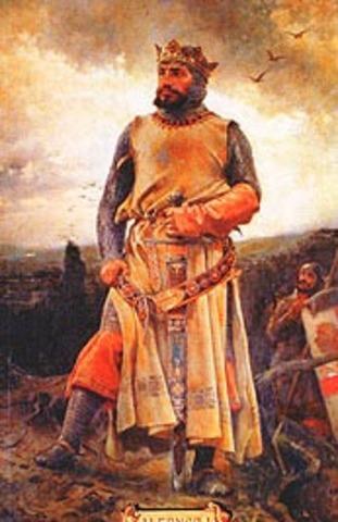 """Alfonso el """"Batallador"""" (Dinastia Jimena)"""