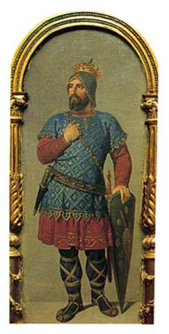 Sancho Abarca Dinastía iñiga