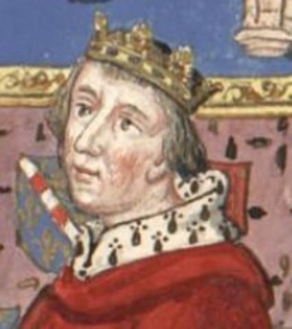 """Carlos II """"El malo"""" (Dinastia Evreux)"""