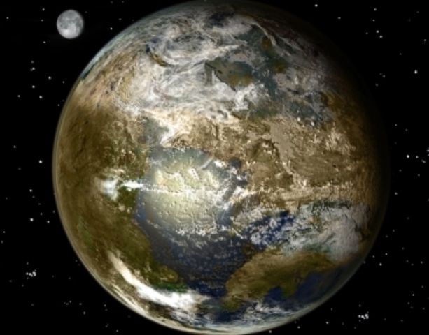 24 July 2011,( 2.2 Billion Years Ago)