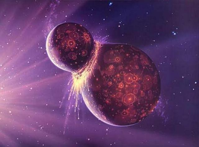 (5BYA) Planets