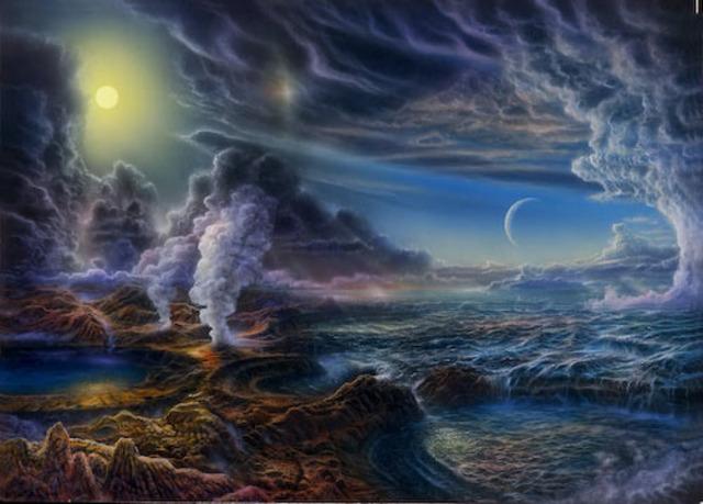 (5 BYA) Solar System begins