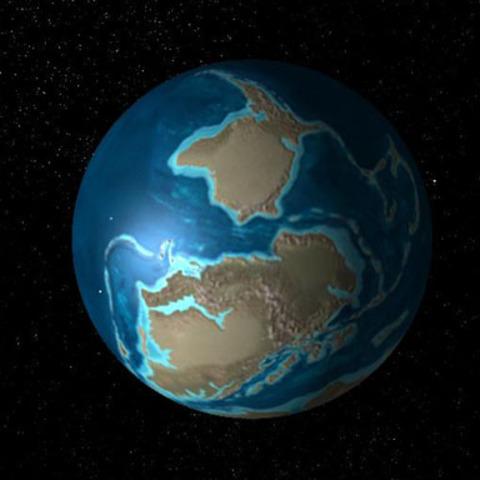 Earth's Age (4BYA)