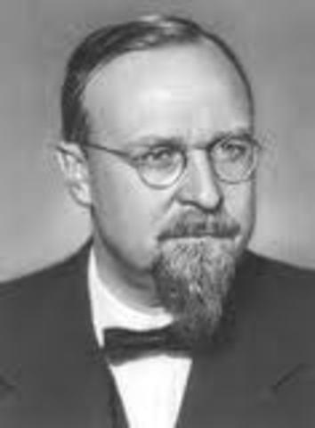 (1920) Alexander Oparin