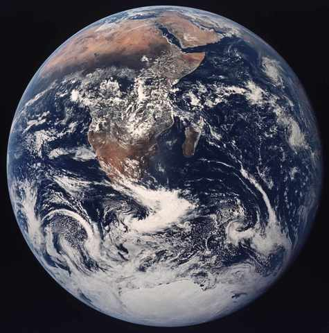 (2.2 BYA) Today's Earth is Formed