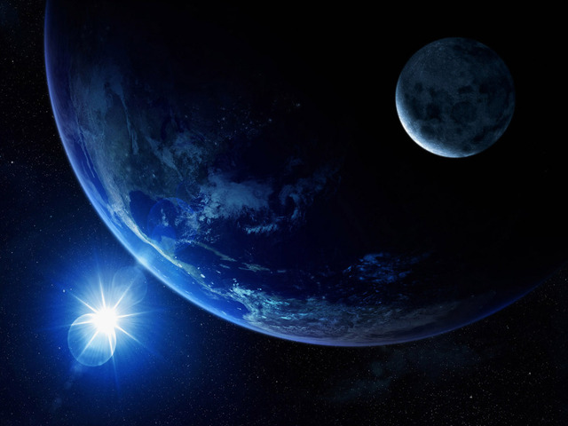 (4.6BYA)The first signs of earth
