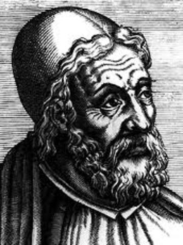 Aristotle 350 BCE