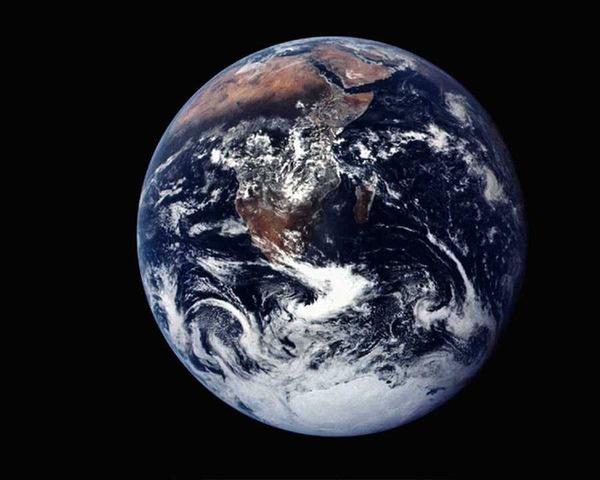 (4 Billion Years Ago) Creation of Earth