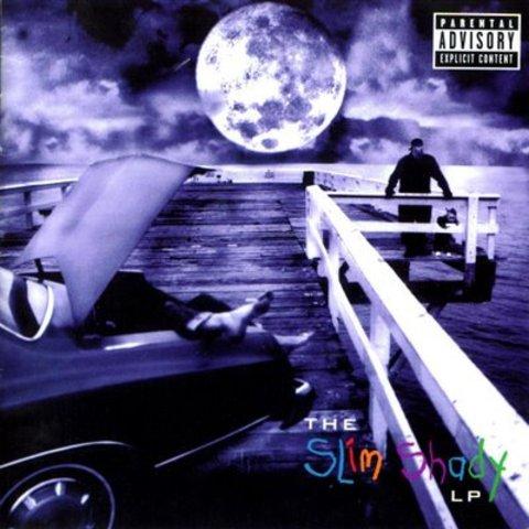 Eminem release The Slim Shady LP