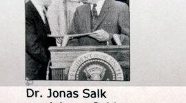 Dr. Jonas Salk  5 timeline