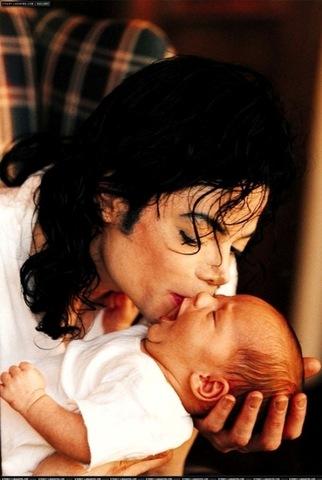 Their son, Prince Michael Jackson, Jr., was born