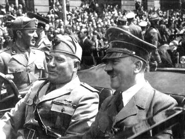 Rome-Berlin Axis Pact