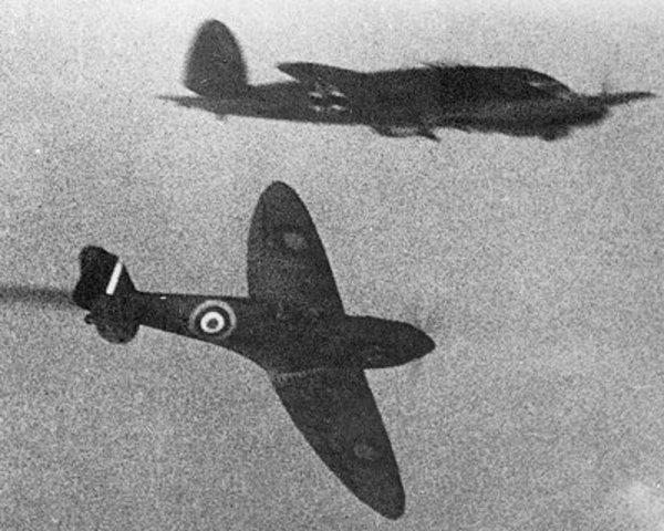 Battle of Britain Start