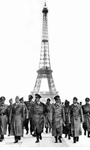 Hitler Invades France