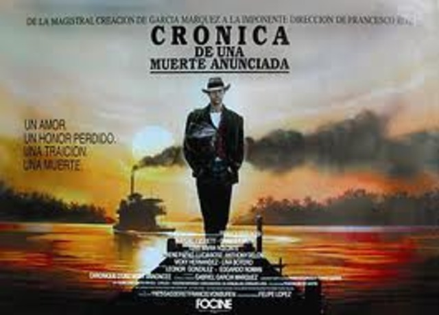 """publicada """"Crónica de una muerte anunciada"""""""