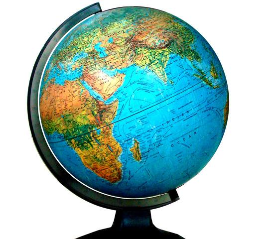 (2.2 BYA) Earth Looks Like It Does Today