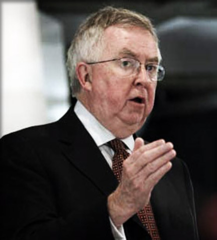 Joe Clark was defeated in the commons