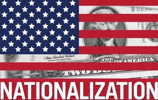 Disputes over  nationalization