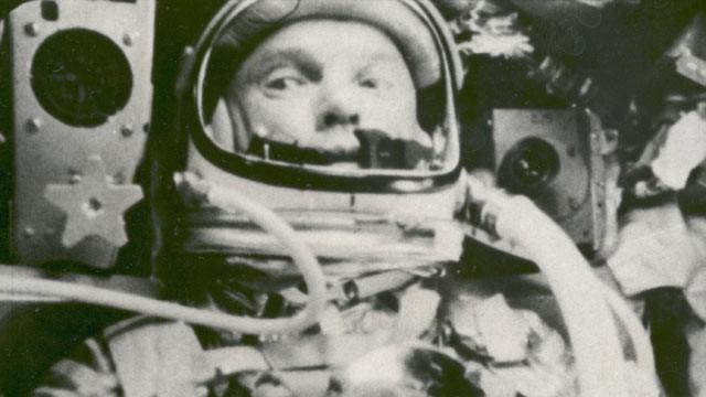 Lt. Colonel John Glenn becomes the first U.S. astronaut in orbit in the Friendship 7 Mercury capsule