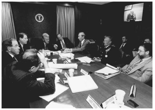Four-party Vietnam war peace talks begin
