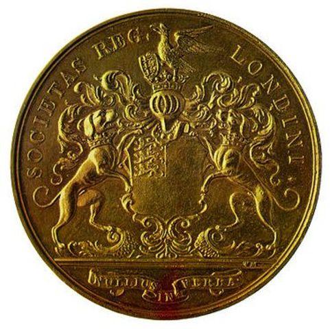 La Royal Society le premia con la medalla Copley