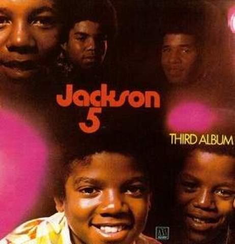 Jackson 5 release third album Third ALbum.