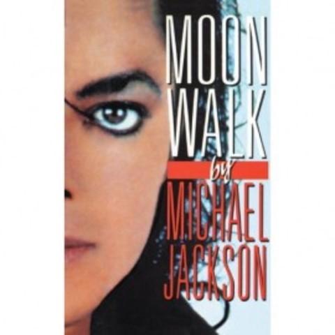 Releases autobiography Moonwalk