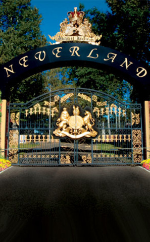 Jackson, moves to the Neverland Valley Ranch in California's Santa Ynez Valley.