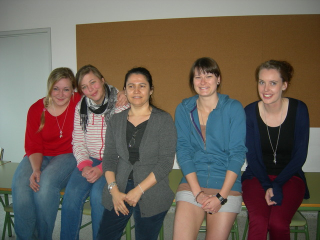 STUDENTS FROM GERMANY