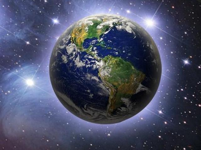 (2.2 BYA) Modern Earth Appears