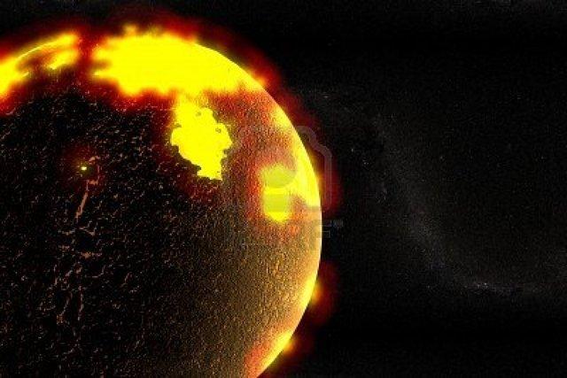 (4.6 BYA) Earth is born
