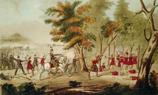 Battles of Thames