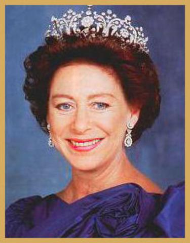 London: Princess Margaret,sister of Queen Elizabeth II, died at age 71