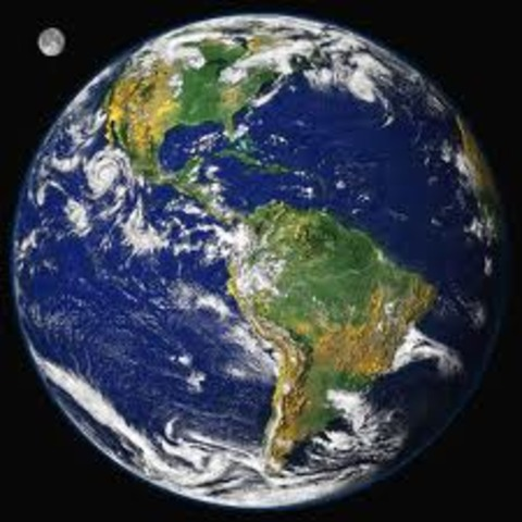 (2.2 BYA) Earth